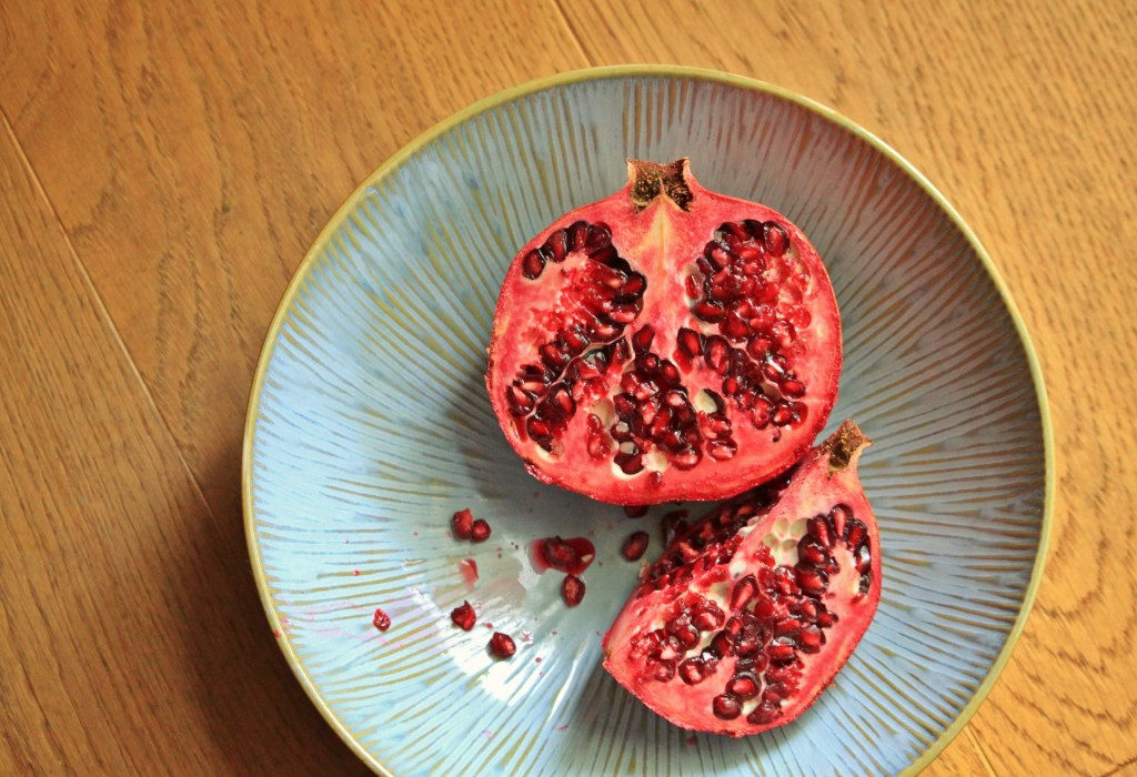 Granatapfel für schöne Haut, 24Care